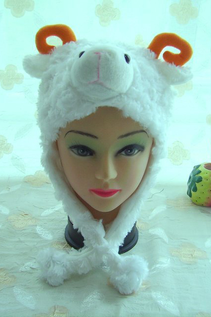 Sheep Hat - White